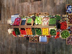 Verduras y hortalizas para combatir el calor