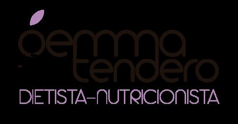 Dietista – Nutricionista en Alicante. Gemma Tendero