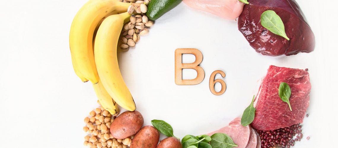 vitamina b6, alimentos